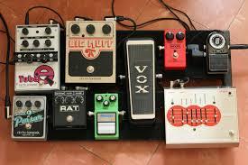 gitar pedalları